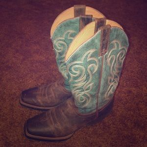 Shyanne cowgirl boots